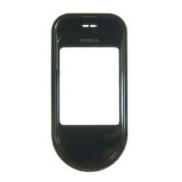 FRONR COVER NOKIA N73 BLACK