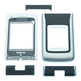 FRONT COVER NOKIA N90 (UPPER BLOCK)