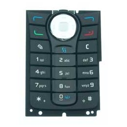 KEYPAD NOKIA N90 BLACK