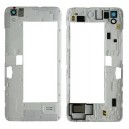 COVER CENTRALE HUAWEI ASCEND G620s BIANCO