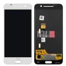 DISPLAY HTC ONE A9 CON TOUCH SCREEN, ORIGINALE COLORE BIANCO