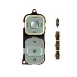 KEYPAD NOKIA N800 + SIDE BOTTON
