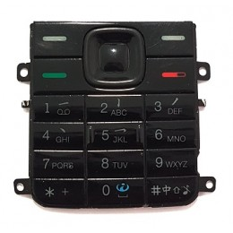 KEYPAD NOKIA 5310 BLACK ORIGINAL
