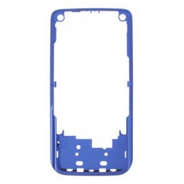 MIDDLE DECORATION NOKIA 5610 BLUE