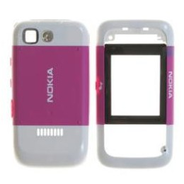HOUSING COMPLETE ORIGINAL NOKIA 5200 PINK