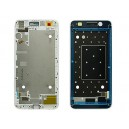 COVER CENTRALE LCD HUAWEI Y6 ORIGINALE COLORE BIANCO