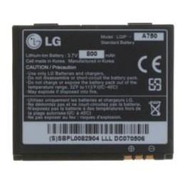 BATTERY PACK ORIGINAL LG LGIP-A750 FOR KE820, KE850 Prada