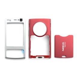 HOUSING COMPLETE ORIGINAL NOKIA N95 RED