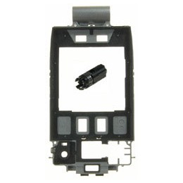 MIDDLE HOUSING NOKIA N71 WITH HINGE