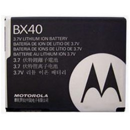 BATTERY PACK MOTOROLA BX40 BULK