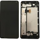 DISPLAY WITH TOUCH SCREEN AND FRAME NOKIA LUMIA 650 COLOR BLACK