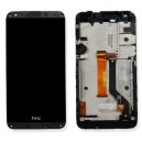 DISPLAY HTC DESIRE 530 CON TROCH SCREEN E FRAME COLORE NERO