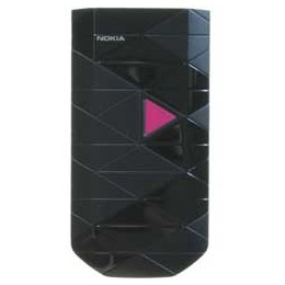 FRONT COVER NOKIA 7070 BLACK-PINK