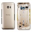 COVER BATTERIA HTC ONE M10 COLORE ORO GOLD