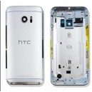 COVER BATTERIA HTC ONE M10 COLORE SILVER
