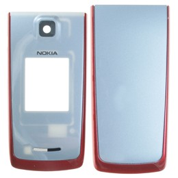 HOUSING COMPLETE ORIGINAL NOKIA 3610f RED