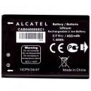 BATTERIA ALCATEL CAB0400000C1 PER ONE TOUCH OT-665 OT-665X OT-1040X ORIGINALE IN BULK