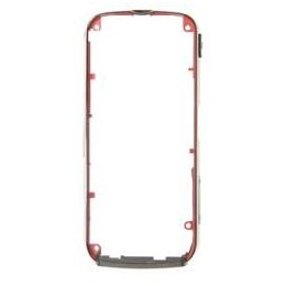 FRAME HOUSING NOKIA 5800 RED ORIGINAL