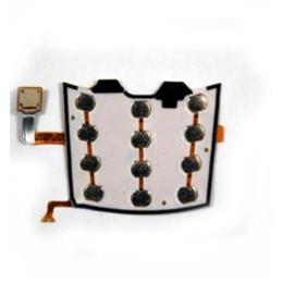 KEYPAD BOARD NUMERICAL SAMSUNG SGH-U700 WITH MICROPHONE ORIGINAL