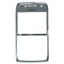 FRONT COVER NOKIA E71 WHITE ORIGINALE