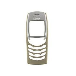 FRONT COVER NOKIA 6100 GOLD