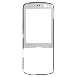 FRONT COVER NOKIA N79 WHITE