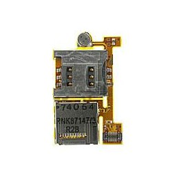 FLAT CABLE W880i WITH SIM CARD READER
