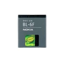 BATTERIA NOKIA BL-6F PER N78, N79, N95 8GB ORIGINALE BULK