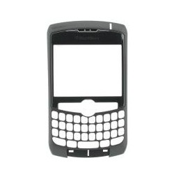 FRONT COVER BLACKBERRY 8300 SILVER