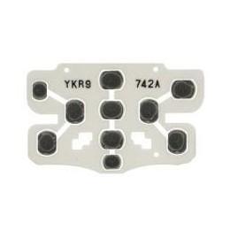 KEYPAD BOARD FUNCTION SAMSUNG E250 V1.2
