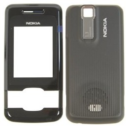 HOUSING COMPLETE ORIGINAL NOKIA 7100s BLACK