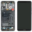 DISPLAY CON TOUCH SCREEN E FRAME HUAWEI MATE 10 PRO SERVICE PACK COLORE NERO