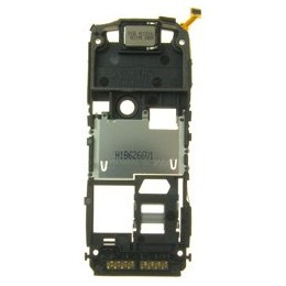 MIDDLE HOUSING NOKIA 5500 WITH SIDE FLAT CABLE