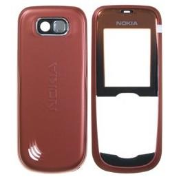 HOUSING COMPLETE ORIGINAL NOKIA 2600c SUNSET ORANGE