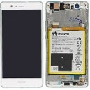 DISPLAY HUAWEI P9 LITE BIANCO SERVICE PACK