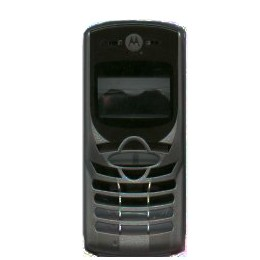 COMPLETE HOUSING ORIGINAL MOTOROLA C350 BLACK