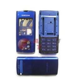 GUSCIO COMPLETO SAMSUNG J600 BLU ORIGINALE