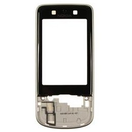 FRONT COVER NOKIA 6260s BLACK