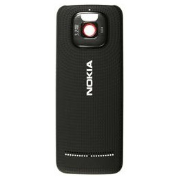 BATTERY COVER NOKIA 5630x BLACK/RED