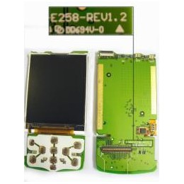 LCD SAMSUNG E250 VERSION 1.2 COMPATIBLE WITH KEYPAD BOARD