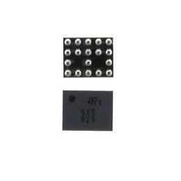 ASIP 7-CH FILTER W/ESD BGA 18 FOR LCD OR KEYPAD FOR NOKIA