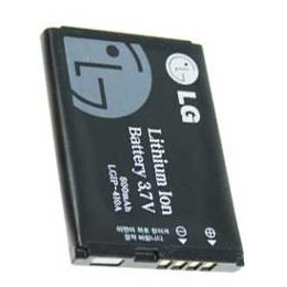 BATTERY PACK ORIGINAL LG LGIP-410A