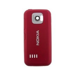 BATTERY COVER NOKIA 7610s RED