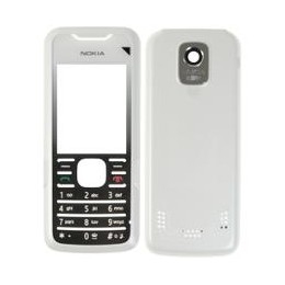 HOUSING COMPLETE ORIGINAL NOKIA 7210s WHITE