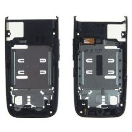 MIDDLE COVER NOKIA 6085 BLACK