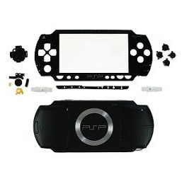 HOUSING COMPLETE SONY PSP 1000 BLACK