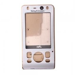HOUSING COMPLETE ORIGINAL SONYERICSSON W910 WHITE