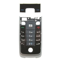 KEYPAD NOKIA 660f BLACK ORIGINAL