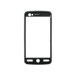 FRONT COVER SAMSUNG GT-M8800 ORIGINAL BLACK WITHOUT TOUCH SCREEN