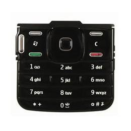 KEYPAD NOKIA N79 BLACK ORIGINAL